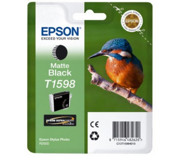 Epson T1598 black 17ml - 150479 - zdjęcie