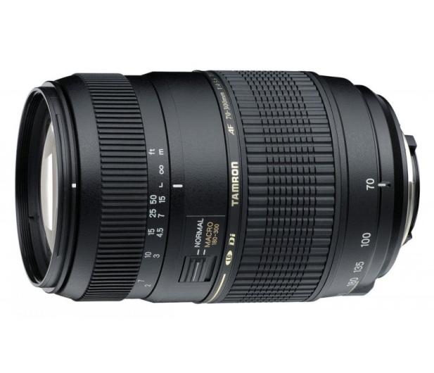 Tamron 70-300mm F4-5,6 Di LD MACRO Canon - 170214 - zdjęcie