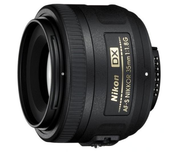 Nikon NIKKOR 35mm f/1.8G AF-S DX - 170224 - zdjęcie