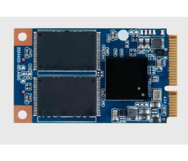 Kingston 480GB 1,8'' mSATA SSD SMS200S3 - 185190 - zdjęcie
