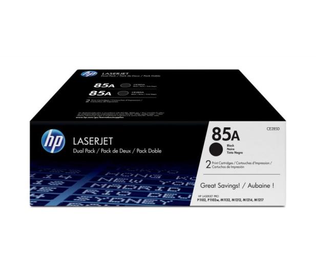 HP 85A black 1600str. 2szt - 205961 - zdjęcie