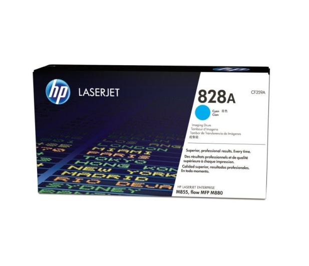 HP 828A cyan 30 000 zadań (bęben) - 212195 - zdjęcie
