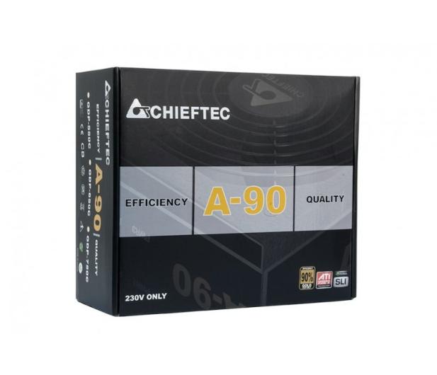 Chieftec A90 550W 80 Plus Gold - 217427 - zdjęcie 4