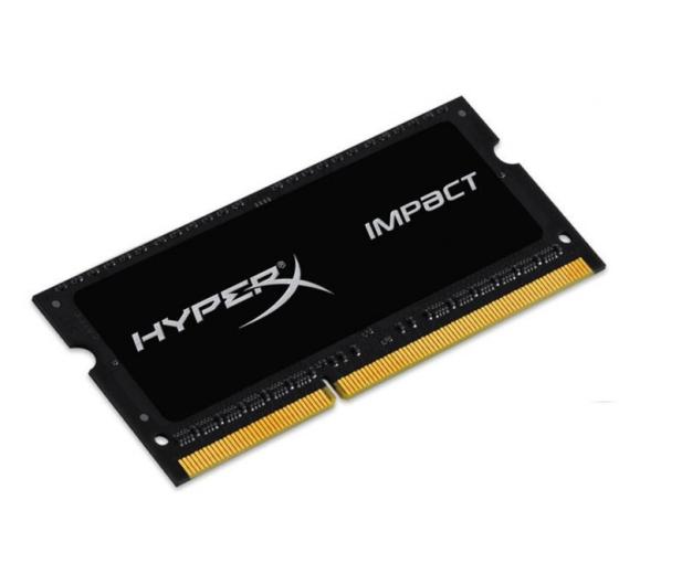 HyperX 4GB 1600MHz Impact Black CL9 1.35V - 237624 - zdjęcie 2