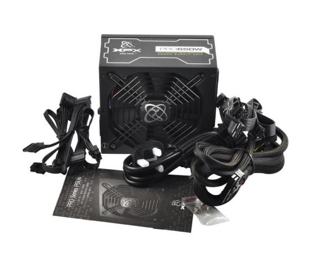 XFX XXX 650W Pro Modular - 250430 - zdjęcie 2