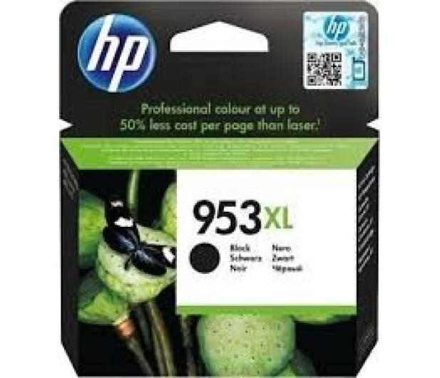 HP 953XL black 2000 str. (L0S70AE) - 307907 - zdjęcie