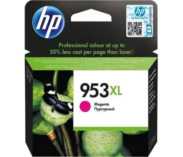 HP 953XL magenta 1600 str.  - 307910 - zdjęcie