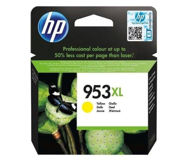 HP 953XL yellow 1600 str. - 307911 - zdjęcie