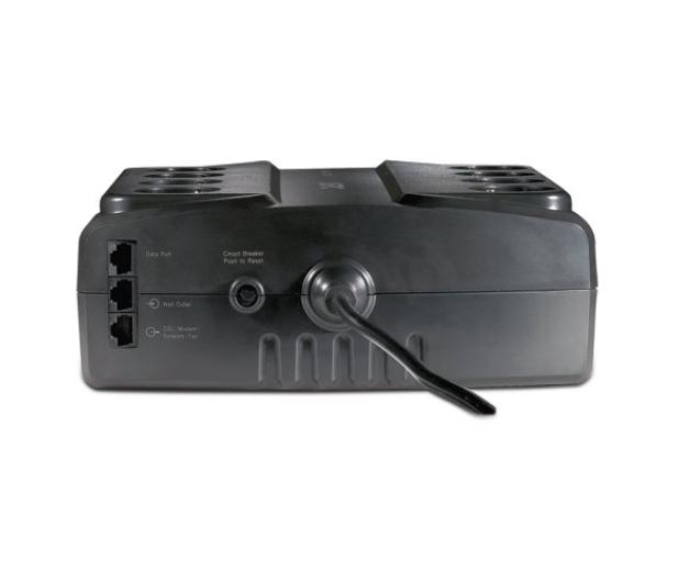 APC Back-UPS ES (700VA/405W, 8xPL, 1,8m) - 51100 - zdjęcie 3