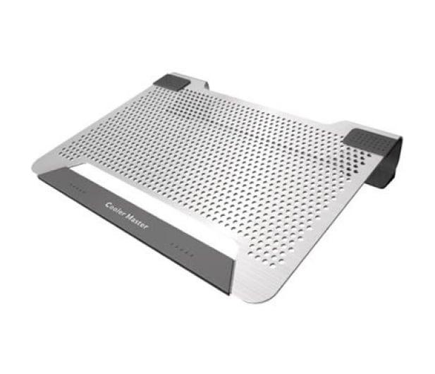 "Cooler Master Chłodząca Notepal U3 (13 do 19"") srebrna  - 75968 - zdjęcie 4"