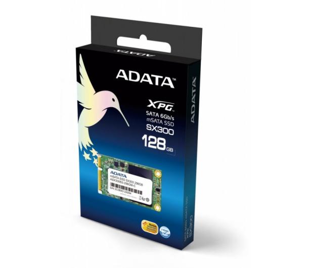 ADATA 128GB 1,8'' mSATA SSD XPG SX300 - 82285 - zdjęcie 4
