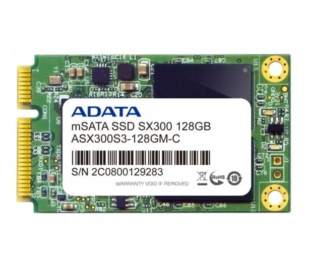 ADATA 128GB 1,8'' mSATA SSD XPG SX300 - 82285 - zdjęcie
