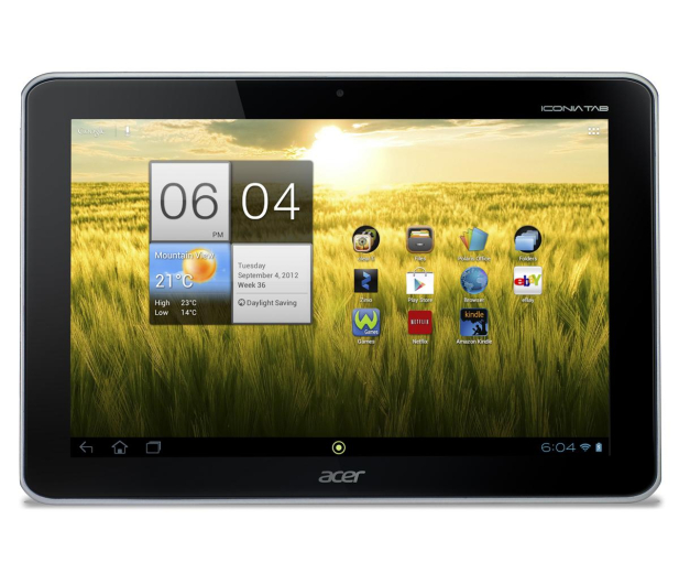Acer ICONIA TAB A210 T3/1GB/16/Android 4.0 WiFi+ETUI - 116185 - zdjęcie 2