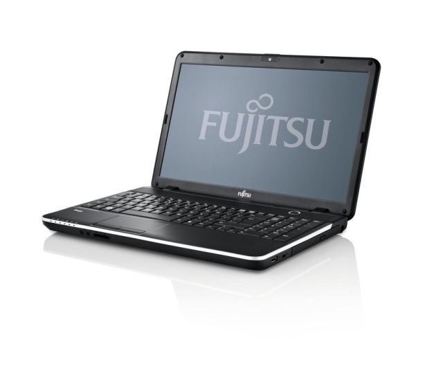 Fujitsu AH512 B960/4GB/320/DVD-RW czarny - 118712 - zdjęcie 3