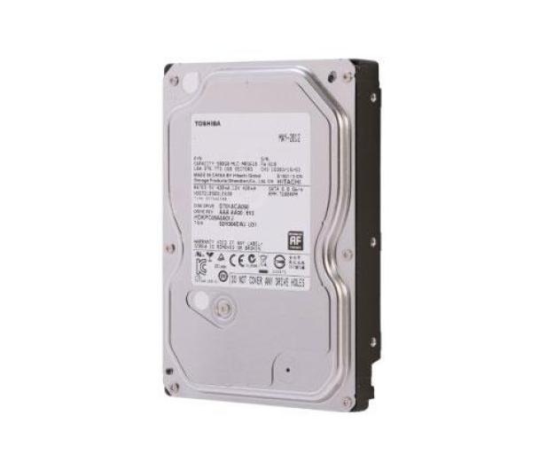Toshiba 500GB 7200obr. 32MB - 118766 - zdjęcie 2