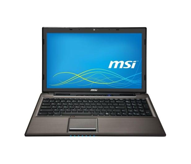 MSI CX61 0ND-210XPL i3-3110M/4GB/500/DVD-RW GT640 - 117198 - zdjęcie