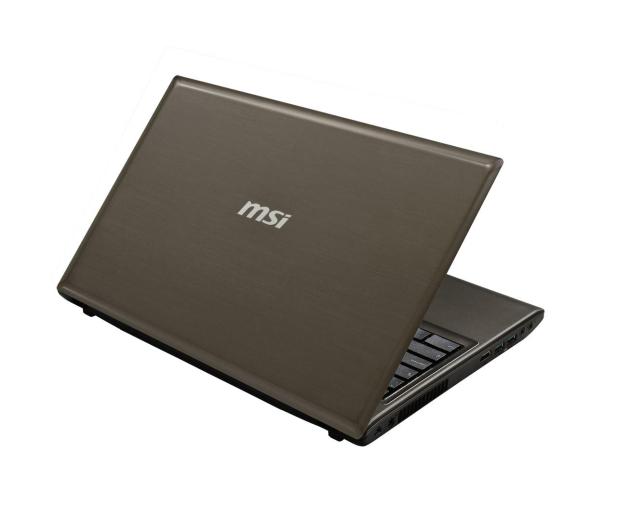 MSI CX61 0ND-210XPL i3-3110M/4GB/500/DVD-RW GT640 - 117198 - zdjęcie 4