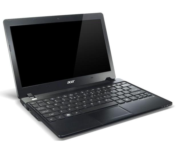 Acer AO725 C-70/4GB/500/Win8 czarny - 122020 - zdjęcie