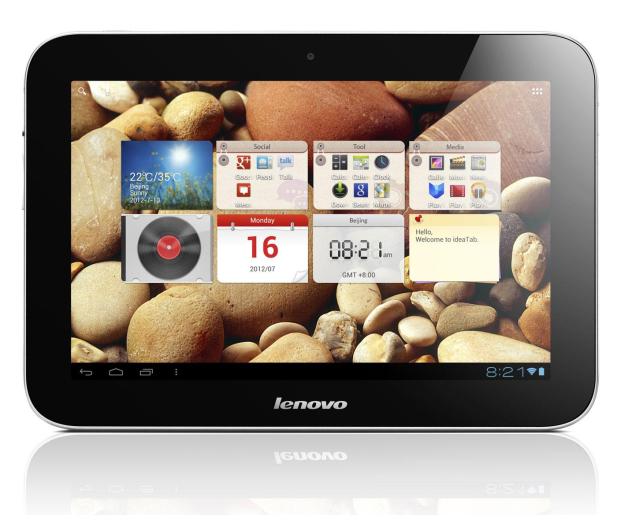 Lenovo Ideatab A2109A T30SL/1024MB/8GB/Android 4 - 120006 - zdjęcie 2
