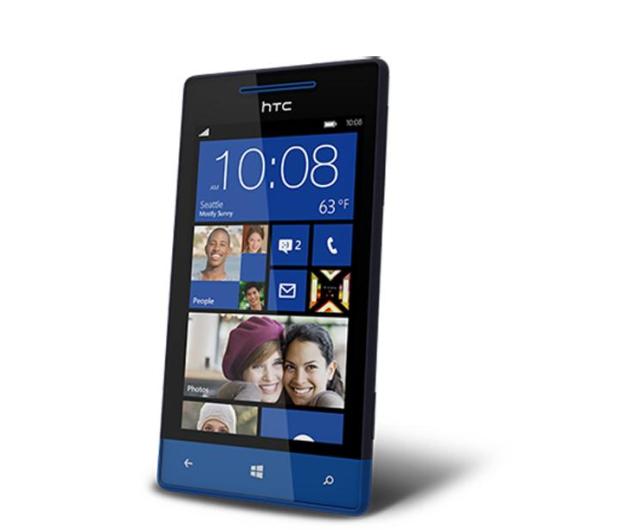 Htc Windows Phone 8s Niebieski Smartfony I Telefony Sklep Komputerowy X Kom Pl