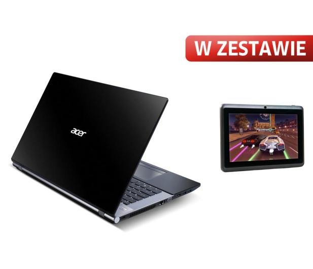 c1f010fd43afb Acer V3-771G i7-3630QM 12GB 1000 DVD-RW GT650M+TABLET - Notebooki ...