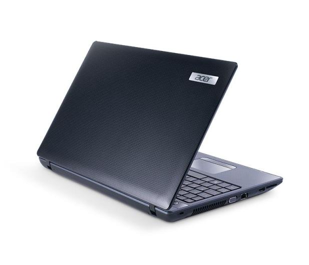 Acer TM5744 i3-380M/8GB/500/DVD-RW - 121331 - zdjęcie