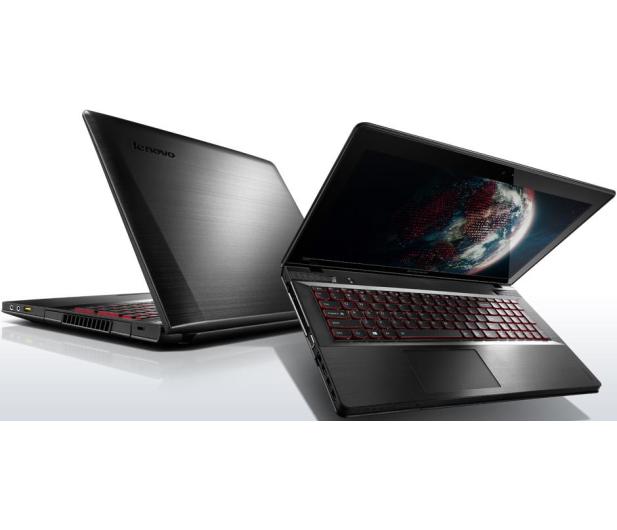 Lenovo Y500 i7-3630QM/4GB/1000 SLI GT650 FHD czarny - 120427 - zdjęcie
