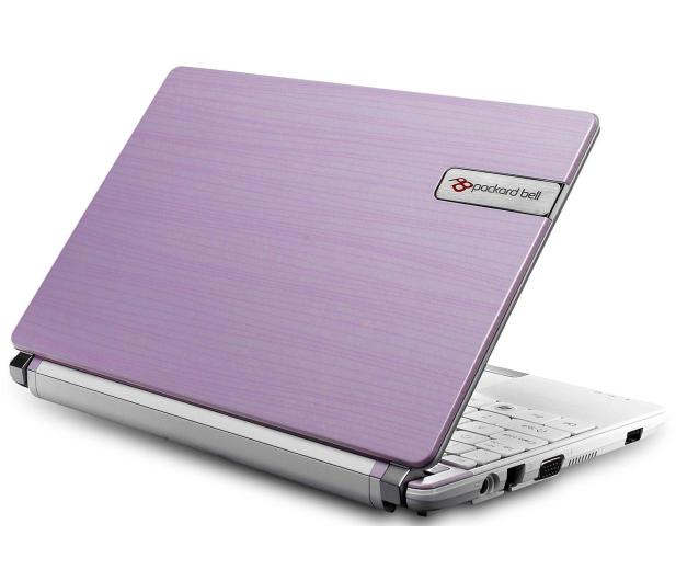 Packard Bell DOTS-C N2600/2GB/320/7SE fioletowy - 150947 - zdjęcie