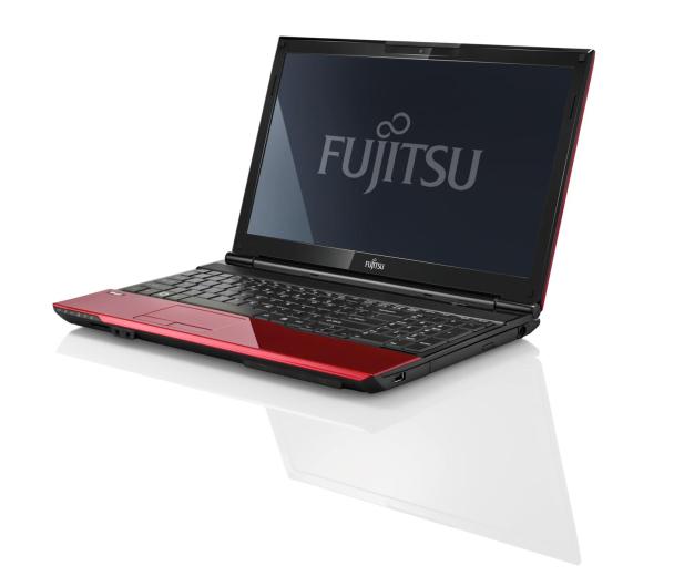 Fujitsu SH531 i3-2370M/2GB/500/7HP64 GT410M czerwony - 116268 - zdjęcie 2