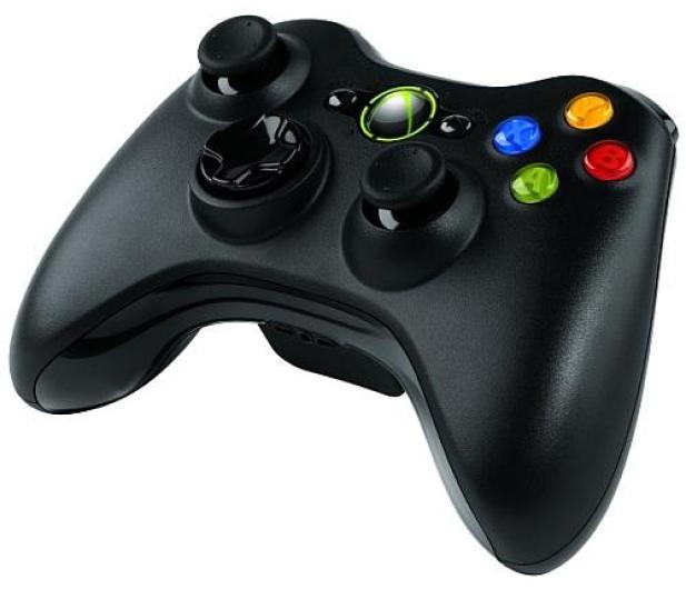 Microsoft Pad XBOX 360 Wireless Controller (XBOX) - 76633 - zdjęcie