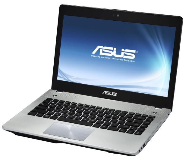 ASUS N46VZ-V3022V i7-3610QM/4GB/750/DVD-RW/7HP64 - 79408 - zdjęcie