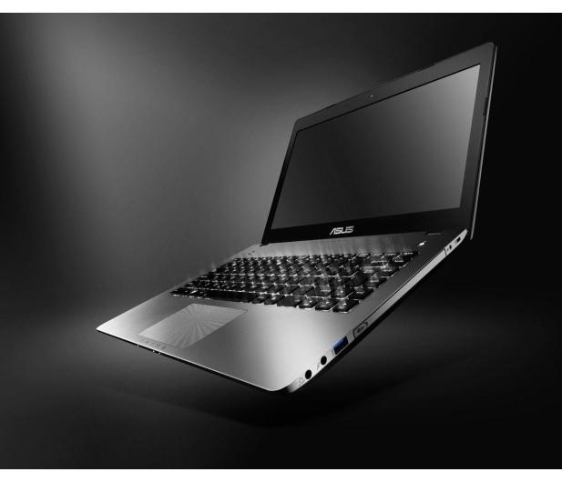 ASUS N46VZ-V3022V i7-3610QM/4GB/750/DVD-RW/7HP64 - 79408 - zdjęcie 5