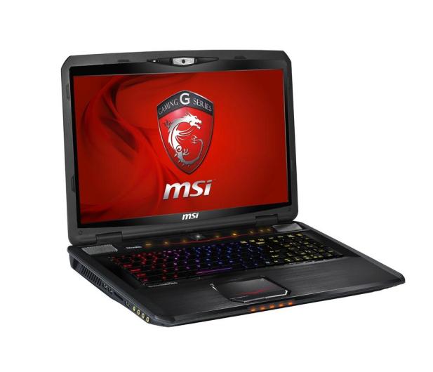 MSI GT70 0NE i7-3630QM/16GB/750/DVD-RW/7HP64X GTX680M  - 119877 - zdjęcie 3