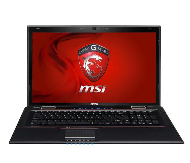 MSI GE60 0ND i5-3230M/4GB/500/DVD-RW GTX660M - 124840 - zdjęcie