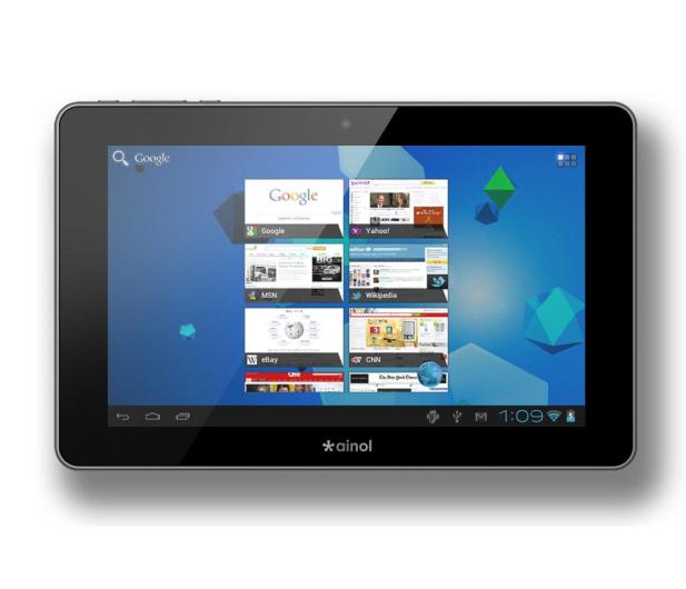 AINOL Uszkodzone Novo 7 AURORA A10/1024MB/8GB/Android - 124007 - zdjęcie
