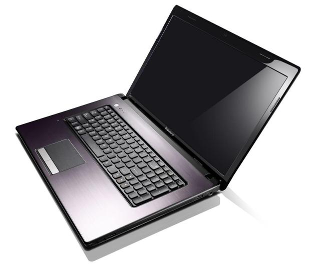 Lenovo G780A i7-3632QM/8GB/1000/DVD-RW/Win8 GT635  - 119665 - zdjęcie