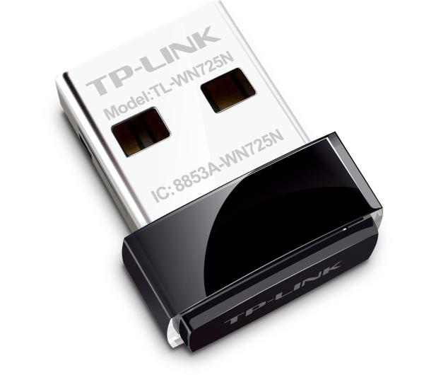 TP-Link TL-WN725N nano (802.11b/g/n 150Mb/s) - 102638 - zdjęcie 2