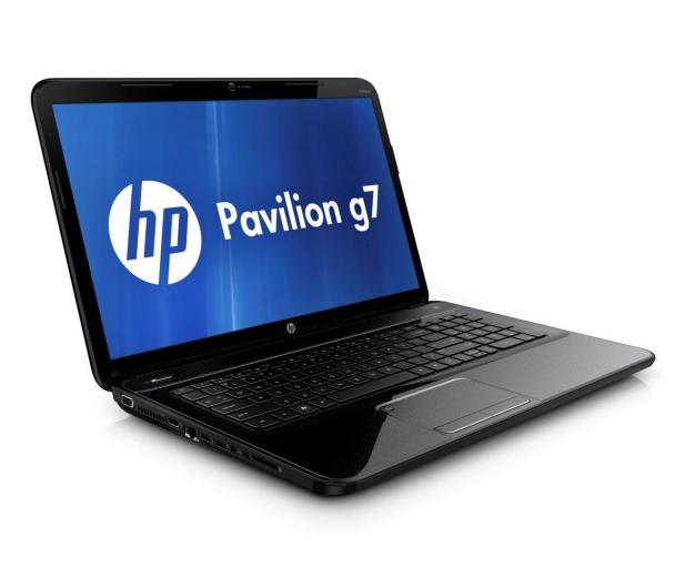 HP Pavilion g7-2040sw i3-2350M/4GB/500/DVD-RW/7HP64 - 104470 - zdjęcie 2