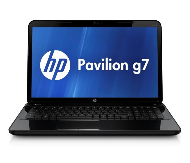 HP Pavilion g7-2040sw i3-2350M/4GB/500/DVD-RW/7HP64 - 104470 - zdjęcie