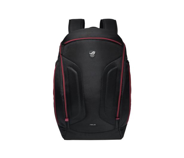 ASUS ROG Shuttle Backpack (czarno-czerwony) - 81664 - zdjęcie