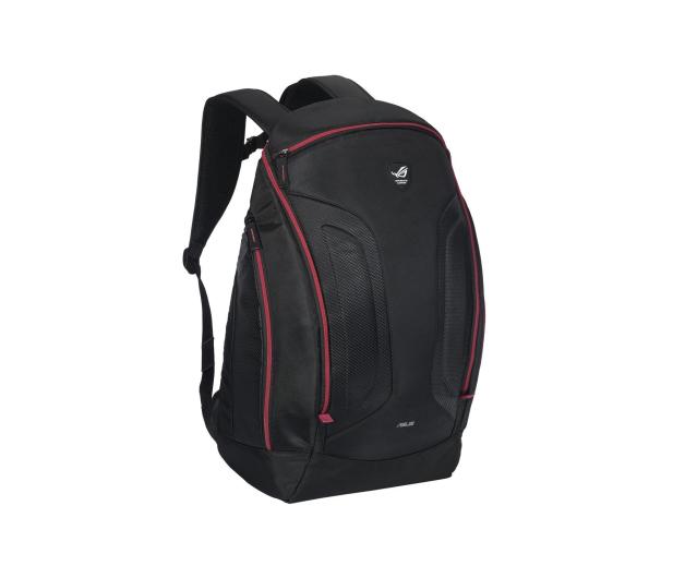 ASUS ROG Shuttle Backpack (czarno-czerwony) - 81664 - zdjęcie 2