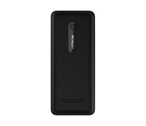 Nokia Asha 206 Dual SIM czarny - 160366 - zdjęcie 2