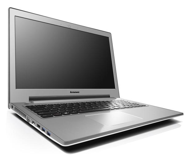 Lenovo Z510 i5-4200M/8GB/1000/DVD-RW/7HP64X GT740M biały - 161013 - zdjęcie
