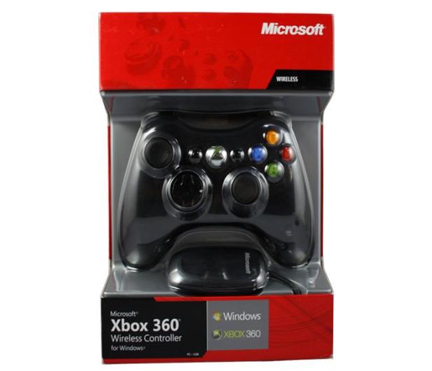 Microsoft Pad XBOX 360 Wireless Controller (Win & XBOX) - 61735 - zdjęcie 3