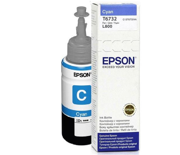 Epson T6732 cyan 70ml (C13T67324A) - 161800 - zdjęcie 2