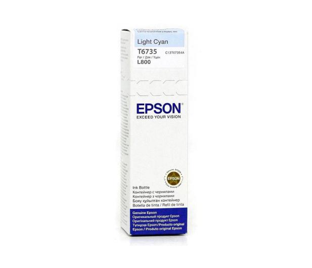 Epson T6735 light cyan 70ml (C13T67354A) - 161806 - zdjęcie