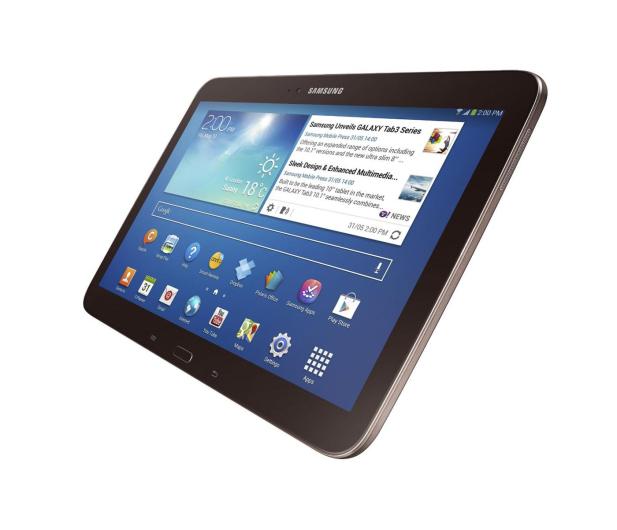 Samsung Galaxy Tab 3 P5200 DC/1024/16GB/Android 3G czarny - 163619 - zdjęcie 2