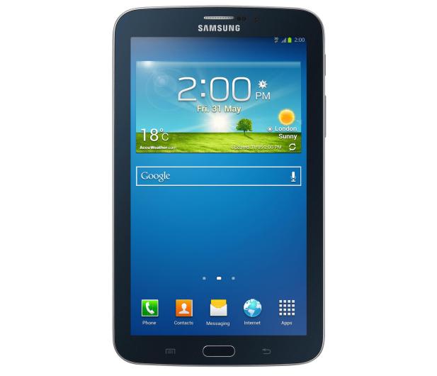 Samsung Galaxy Tab 3 T211 DC/1024/8GB/Android 3G czarny - 163610 - zdjęcie