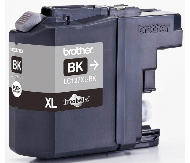 Brother LC127XLBK black 1200str. - 163876 - zdjęcie 2