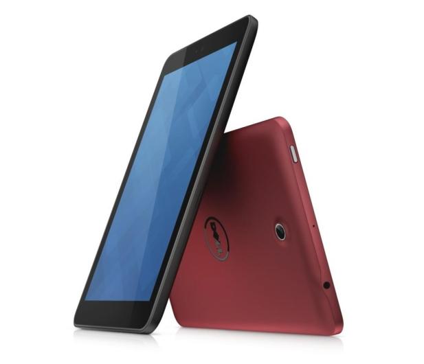 Dell Venue 7 Z2560/1GB/8/Android czerwony - 164240 - zdjęcie